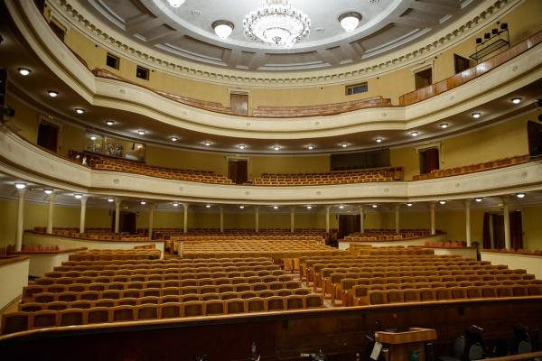 Воронежские власти намерены сохранить здание оперного театра