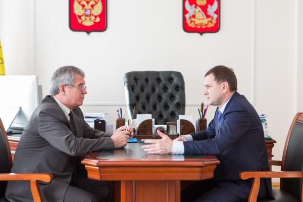 Воронежцам предпенсионного возраста помогут переобучиться и найти работу