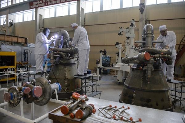Воронежский центр ракетного двигателестроения планируют создать к 2027 году