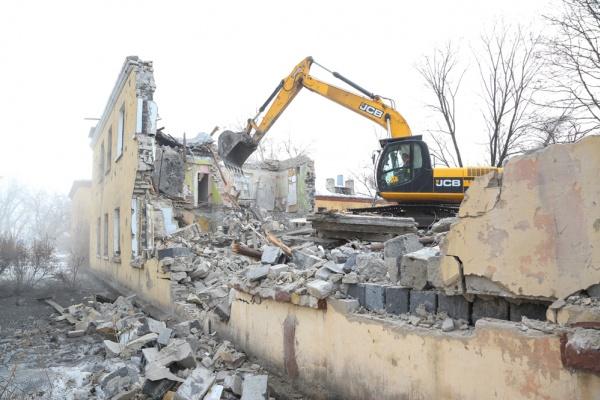 В Воронеже расселят 700 домов по программе развития территорий