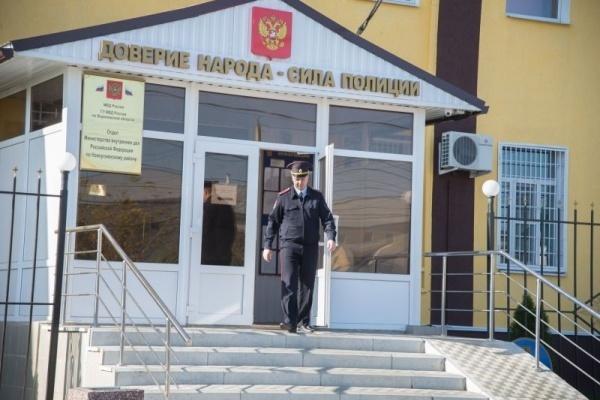 Под Воронежем замначальника районного ОМВД заподозрили в незаконных премиях
