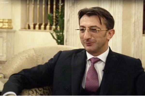 Воронежский бизнесмен Ваге Степанян вышел из «списка Титова»