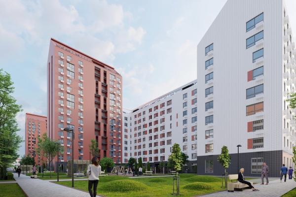 Воронежские власти утвердили проект реновации квартала на Ленинградской
