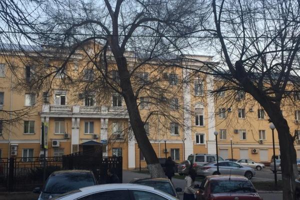 К полицейским из воронежского ГСУ на Володарского пришли с обысками