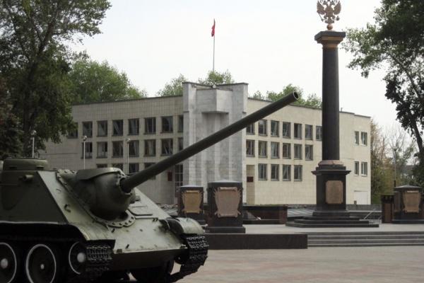 Цена ремонта братской могилы в воронежском Музее-диораме снизилась до 4 млн рублей