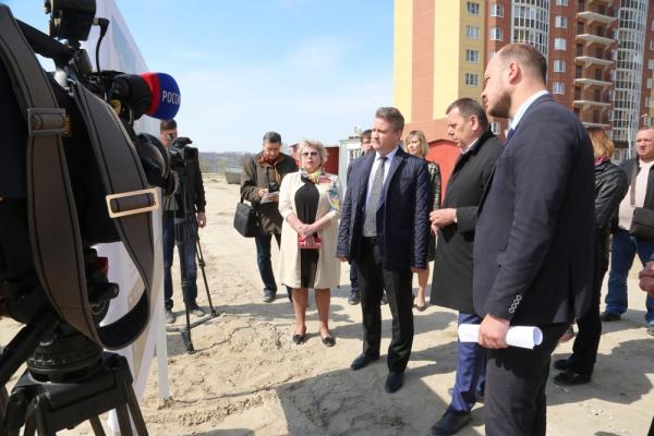 Мэр Воронежа Вадим Кстенин выразил уверенность в сохранении темпов строительства социальной инфраструктуры