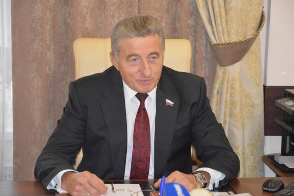 Сергей Лукин отметил важную роль воронежских вузов в подготовке кадров для реализации нацпроектов