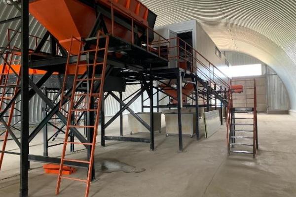 В Воронежской области запустили очередной мусоросортировочный комплекс