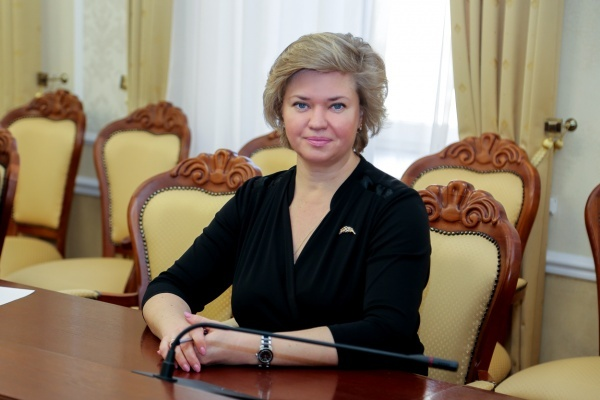 Наталья Ветер претендует на пост в правительстве Воронежской области