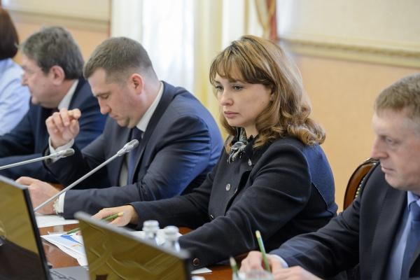Галина Абричкина официально ушла с поста главы воронежского департамента предпринимательства и торговли