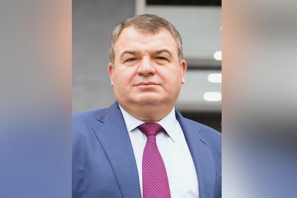 Амнистированный экс-министр Анатолий Сердюков приехал с визитом на Воронежский авиазавод