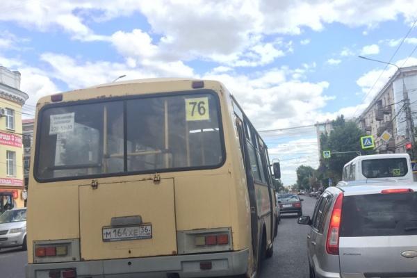 Местный ОНФ попросил власти не резать пригородные маршруты в Воронеже