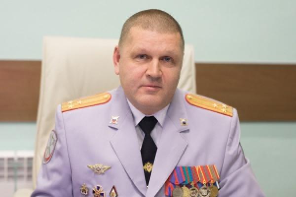 Подозреваемого в получении взятки бывшего замначальника воронежского ГУ МВД выпустили из изолятора