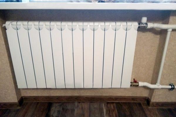 Батареи в многоквартирных домах Воронежа потеплеют с 7 октября