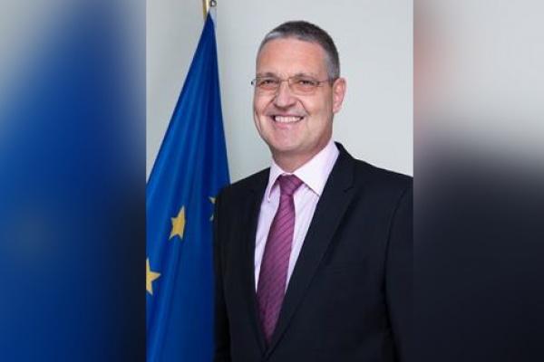 Посол Евросоюза Маркус Эдерер приедет в Воронеж на открытие Центра изучения ЕС