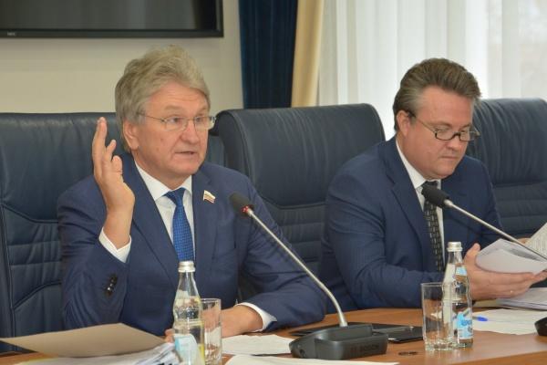 В Воронеже председатель гордумы Владимир Ходырев повременил с изменениями на выборах-2020