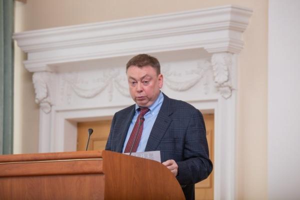 Бывший глава воронежского АИР Владимир Логинов может перейти в «Росгеологию»
