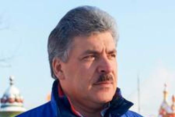 В Воронеже коммунисты пройдут по проспекту Революции в поддержку бизнеса Грудинина