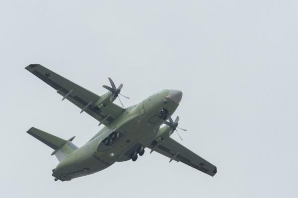 В Жуковском собрали второй образец воронежского Ил-112В