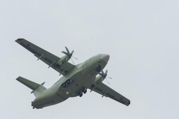 Второй полет воронежского Ил-112В наметили на начало 2020 года