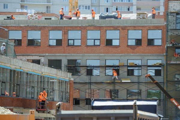 Воронежцы перечислили более 1 млрд рублей на счета долевого строительства
