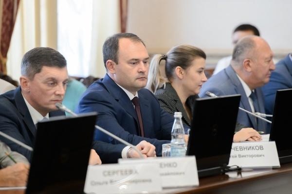 Алексей Карякин официально возглавил реорганизованную воронежскую структуру Росприроднадзора