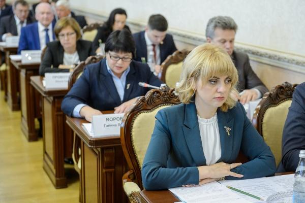Депкультуры Воронежской области возглавит Мария Мазур