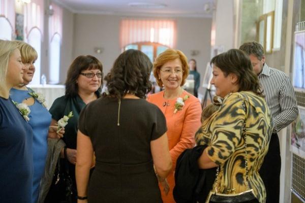 Александр Гусев встретился с супругой воронежского экс-губернатора