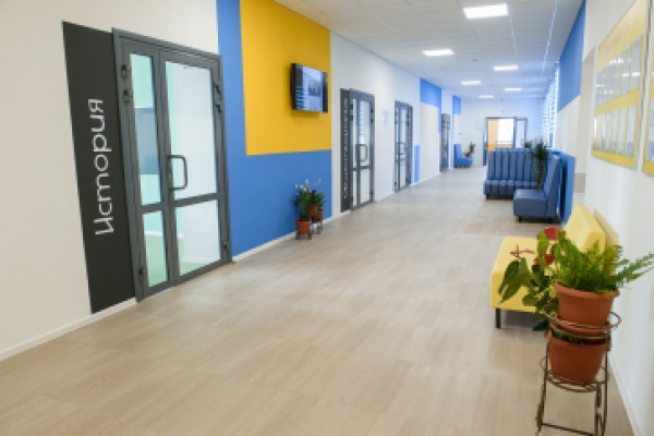 В селе под Воронежем построят еще одну школу за 766,5 млн рублей