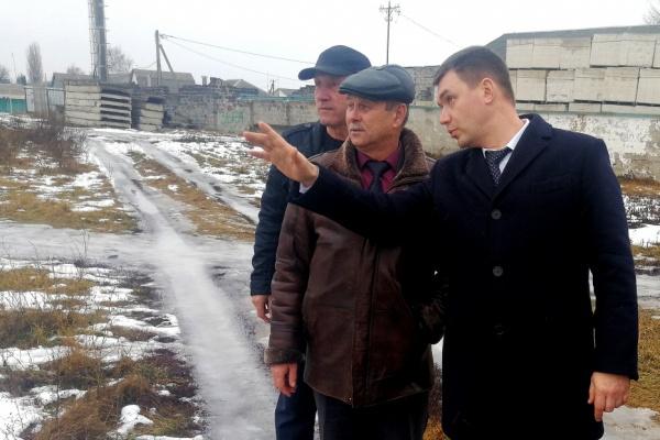 Глава района под Воронежем отправил ритейлеров в Нижнюю Катуховку