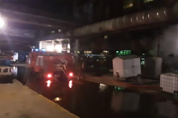 Силовики проведут проверку после возгорания в цехе «Воронежсинтезкаучука»