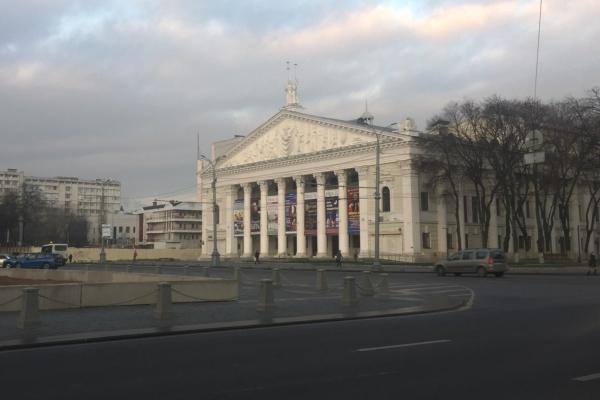 В Воронеже за проект оперного театра местные поборются с иногородними