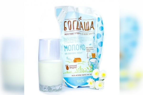 Молочная продукция воронежской ТМ «Богдаша» покоряет рынок новой упаковкой