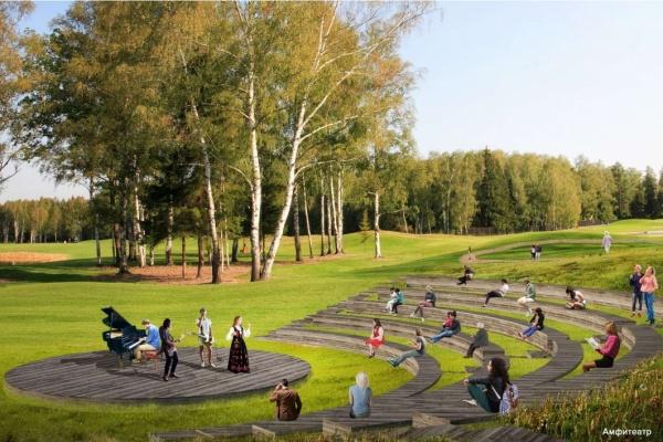 Экопарк «Каялов бор» под Воронежем построит местная фирма
