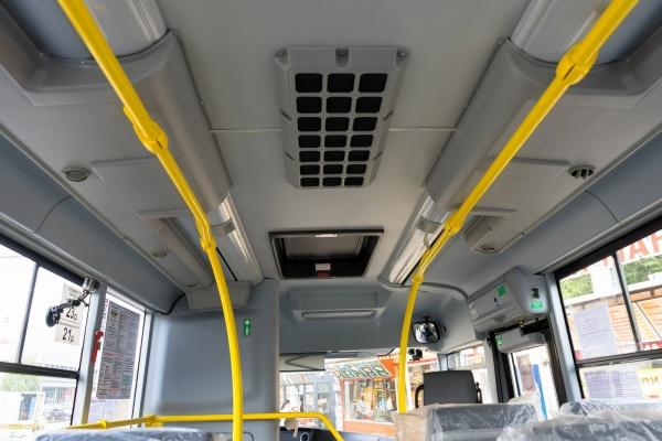 Эффективность воронежских автобусов с кондиционерами оценят в 2021 году