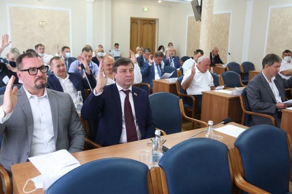 Голосование за звание почетного гражданина Воронежа прошло без скандалов