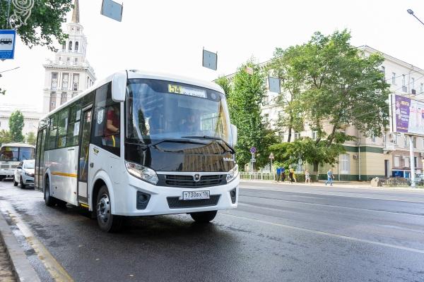 Воронежский перевозчик за год обновит видеонаблюдение в автобусах
