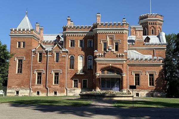 На проект реставрации дворца под Воронежем направят 4,4 млн рублей