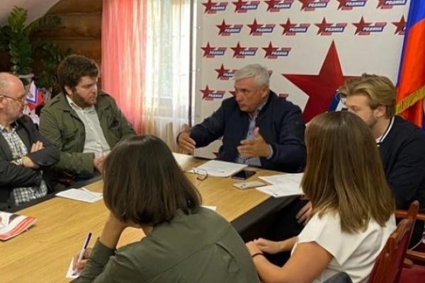 С главой воронежской «Родины» партия может определиться к концу января