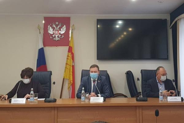 «Слезьте с броневичка!»: депутаты назвали новый генплан Воронежа сырым