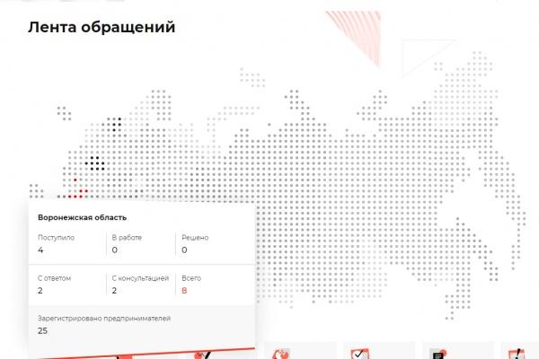 Создатели «ЗаБизнес» отнесли Воронежский регион к некоррумпированным