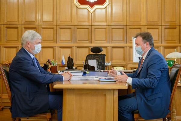 В Воронежской области переизбрали подгоренского префекта