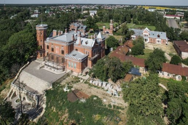 Реконструкция усадьбы под Воронежем оценивается в 300 млн рублей
