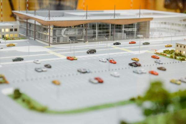 Старт строительства воронежского аэровокзала наметили на лето 2021 года
