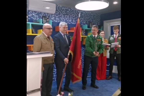 Воронежские студотряды стали лучшими в стране по работе комиссаров