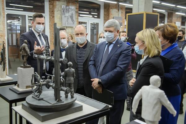 В Воронеже установят памятник наставнику губернатора Леониду Кудрявцеву