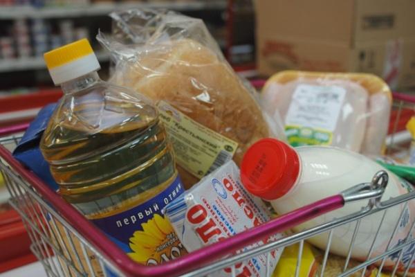 В Воронежской области продуктовая корзина за месяц подешевела на 4%