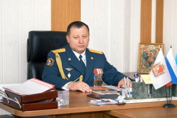 В Воронеже застрелили начальника пожарного института и его зама