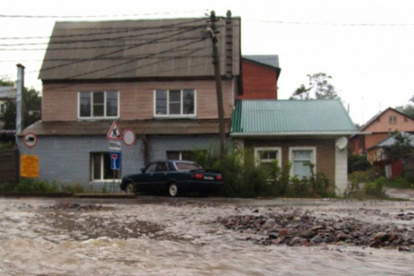 В Воронежской области вновь пройдут дожди и грозы