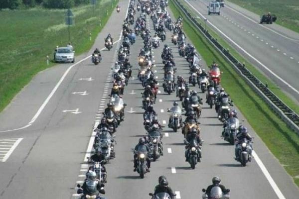 Воронежские байкеры юбилей города отметят мотопробегом в Москву